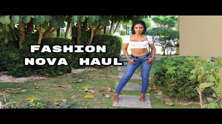 Fashion Nova Haul